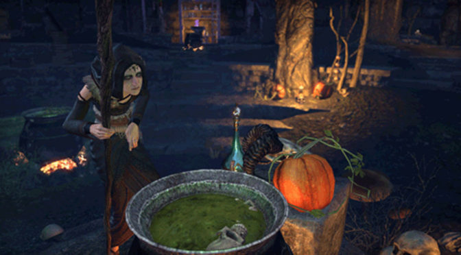 ESOTU Spoiler: Witches Festival