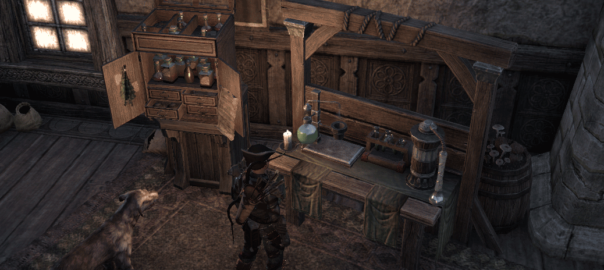 ESOTU Alchemy Poisons with Three Ingredients