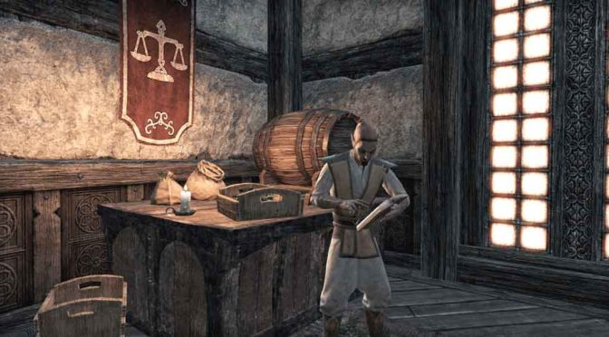 ESOTU Chronicle of Luxury Furnisher Vendor Items