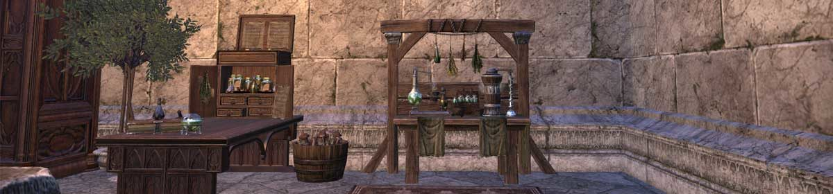 ESOTU Poison-Making For The Savvy Assassin